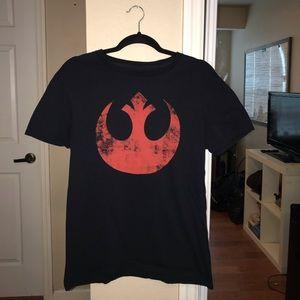 Rebel logo t-shirt